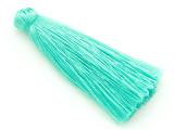 """Turquoise Thread Tassel - 2.5"""" (AP2102)"""