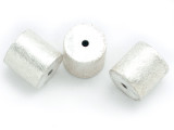 Cylinder Aluminum Bead 12mm (ME489)