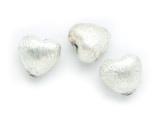 Heart Aluminum Bead 10mm (ME491)