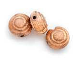 Spiral Copper Bead 12mm (ME518)