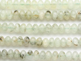 Prehnite Rondelle Gemstone Beads 8mm (GS4889)