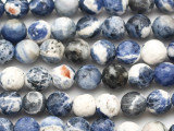 Sodalite Faceted Round Gemstone Beads 10mm (GS4906)