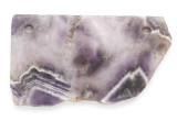 Amethyst Gemstone Slab Pendant (GSP2588)