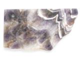 Amethyst Gemstone Slab Pendant (GSP2590)