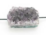 Amethyst Rough Crystal Bead 31mm (GSP2739)