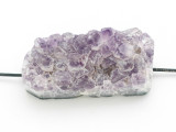 Amethyst Rough Crystal Bead 41mm (GSP2746)