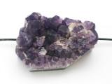 Amethyst Rough Crystal Bead 42mm (GSP2753)