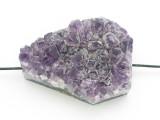 Amethyst Rough Crystal Bead 45mm (GSP2754)