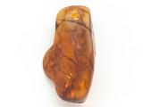 Genuine Amber Pendant 30mm (ABP18)