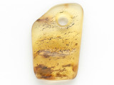 Genuine Amber Pendant 30mm (ABP74)