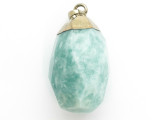 Amazonite Pendant 35mm (GSP2708)