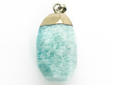 Amazonite Pendant 37mm (GSP2713)