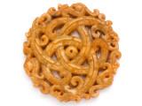 Carved Jade Pendant 67mm (GSP2783)