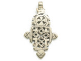 Coptic Cross Pendant - 62mm (CCP704)