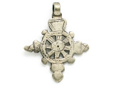 Coptic Cross Pendant - 60mm (CCP705)
