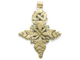 Coptic Cross Pendant - 65mm (CCP706)