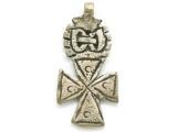 Coptic Cross Pendant - 50mm (CCP707)