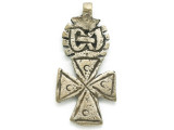 Coptic Cross Pendant - 50mm (CCP707)