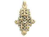 Coptic Cross Pendant - 61mm (CCP709)