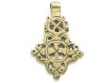 Coptic Cross Pendant - 58mm (CCP711)