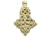 Coptic Cross Pendant - 58mm (CCP711)