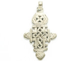 Coptic Cross Pendant - 70mm (CCP713)