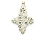 Coptic Cross Pendant - 58mm (CCP714)