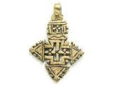 Coptic Cross Pendant - 58mm (CCP716)