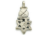Coptic Cross Pendant - 45mm (CCP717)