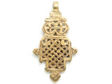 Coptic Cross Pendant - 68mm (CCP721)