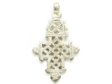 Coptic Cross Pendant - 62mm (CCP722)