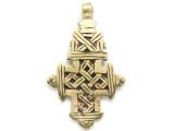 Coptic Cross Pendant - 59mm (CCP723)