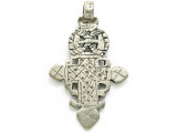 Coptic Cross Pendant - 65mm (CCP724)