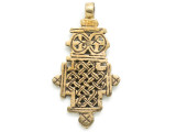 Coptic Cross Pendant - 70mm (CCP727)