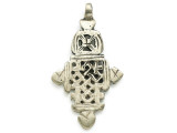 Coptic Cross Pendant - 66mm (CCP728)