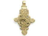 Coptic Cross Pendant - 55mm (CCP730)