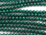 Malachite Round Gemstone Beads 5mm (GS4932)