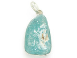 Afghan Ancient Roman Glass Pendant 31mm (AF943)