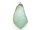 Afghan Ancient Roman Glass Pendant 50mm (AF954)