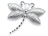 Dragonfly - Pewter Pendant 63mm (PW959)