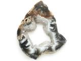 Agate Geode Slice Pendant 47mm (GSP2830)