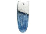 Kyanite & Pewter Gemstone Pendant 65mm (GSP2857)