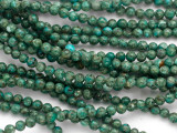 Turquoise Round Beads 4mm (TUR1425)