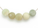 Jade Round Gemstone Beads 16-18mm - Set of 5 (GS4996)