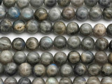Labradorite Round Gemstone Beads 10mm (GS5032)