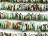 Chrysoprase Chip Gemstone Beads 12-18mm (GS5051)