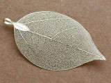 Leaf Pendant - Gold 69mm (AP2160)