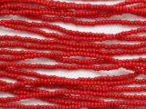 Red Glass Seed Beads - 11/0 (SB242)