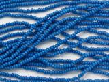 Blue Glass Seed Beads - 11/0 (SB247)