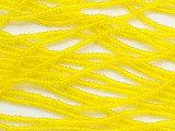 Yellow Transparent Glass Seed Beads - 11/0 (SB263)